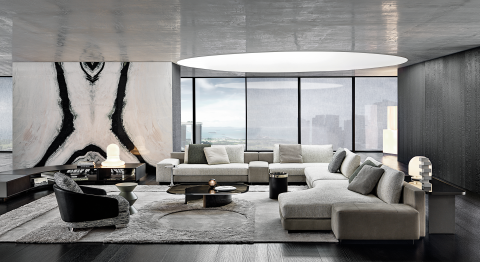 Topditop Minotti Stores References