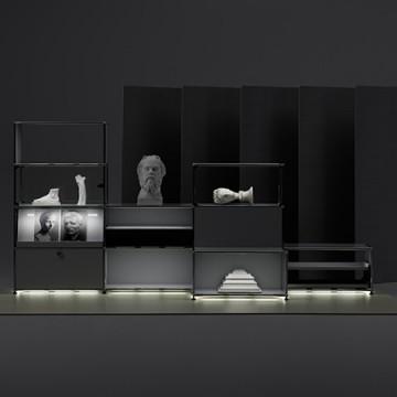 topditop usm showroom stuttgart. Black Bedroom Furniture Sets. Home Design Ideas